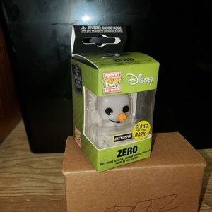 Exclusive Pocket POP! Nightmare Before Christmas